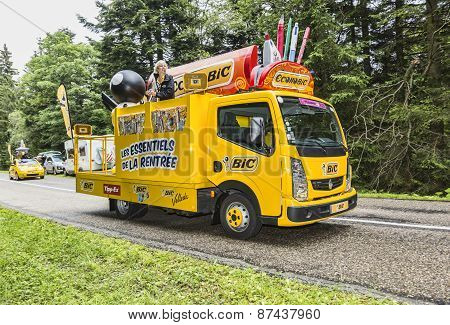 Bic Vehicle