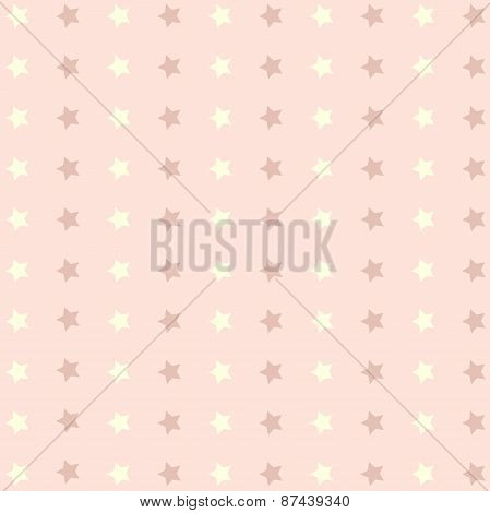 Abstract Star Background.