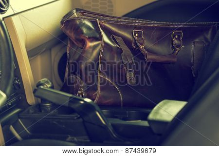Bag And Car