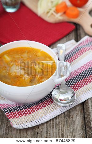 Cabbage Soup