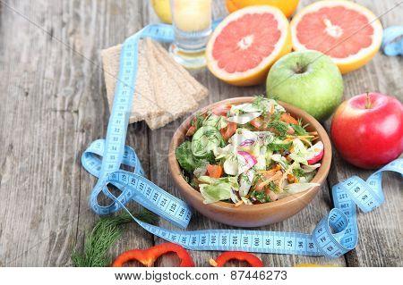 Concept Of Healthy Food .