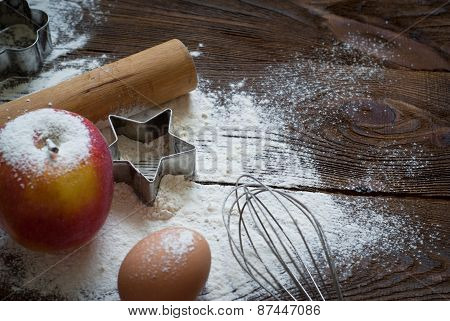 Ingredients For Cooking Baking