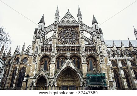 Majestic Westminster Abbey