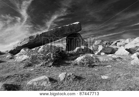 Ancient grave