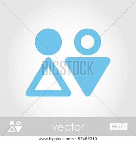 Wc Vector Icon