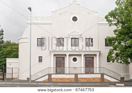 Eureka Hall In Villiersdorp