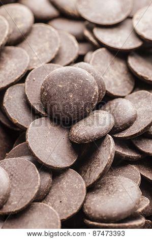 Ingredients For Preparation Of Artigianal Chocolate Bar