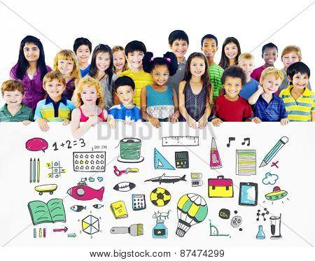 School Activity Sport Hobby Leisure Game Concept