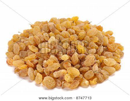 Yellow Dried Raisin