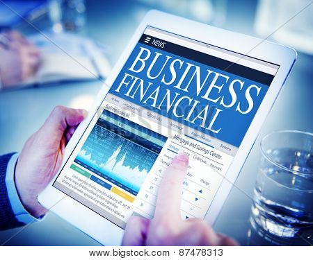 Business Financial Finance Concept