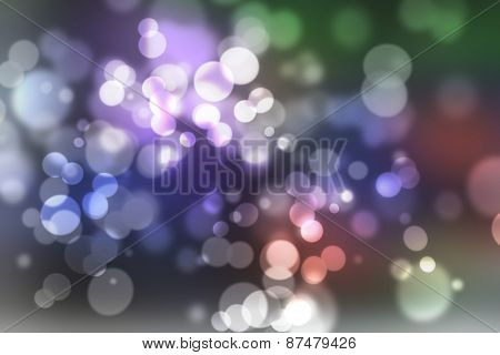 Smooth Abstract Colorful Background With Beautiful Gradient.