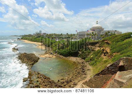 Puerto Rico Capitol, San Juan, Puerto Rico