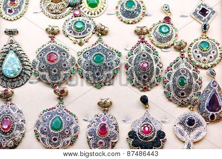 Old style jewels