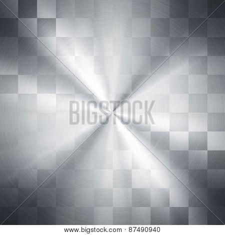 pattern of metal background