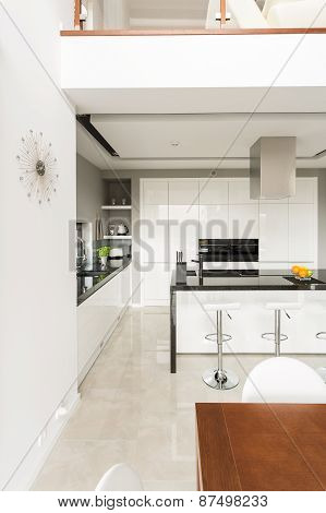 Stylish Contemporary Kitchen