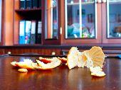 foto of decomposition  - The mandarin - JPG