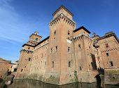 foto of ferrara  - Castello Estense - JPG