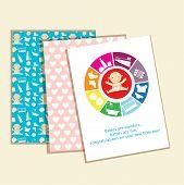 image of congratulations  - Baby Congratulations Cards - JPG