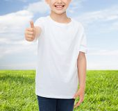 stock photo of pre-teen boy  - advertising - JPG