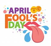 stock photo of fool  - April fool - JPG