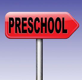 foto of playgroup  - preschool education kindergarten nursery school or playgroup  - JPG