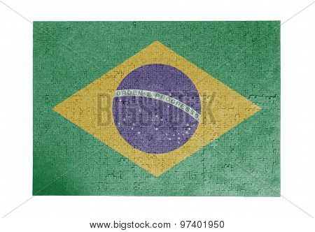 Large Jigsaw Puzzle Of 1000 Pieces - Brazil