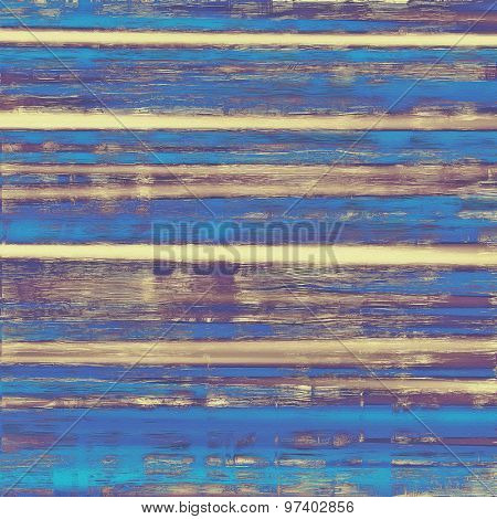 Rough vintage texture. With different color patterns: yellow (beige); brown; purple (violet); blue