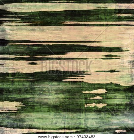 Highly detailed grunge texture or background. With different color patterns: yellow (beige); brown; green; gray
