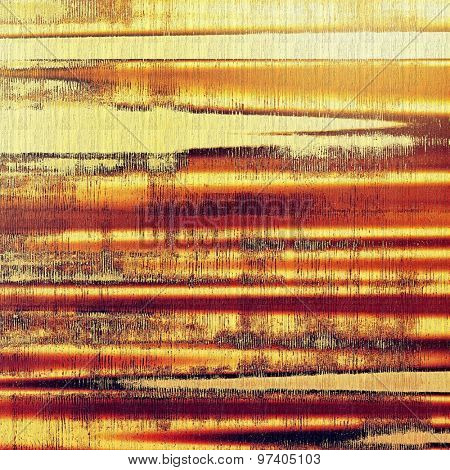 Antique grunge background with space for text or image. With different color patterns: yellow (beige); brown; purple (violet); red (orange)