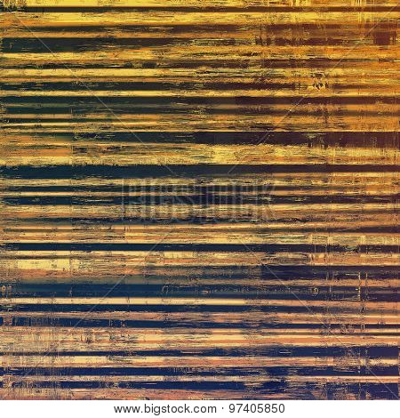 Grunge retro vintage textured background. With different color patterns: yellow (beige); brown; purple (violet); black