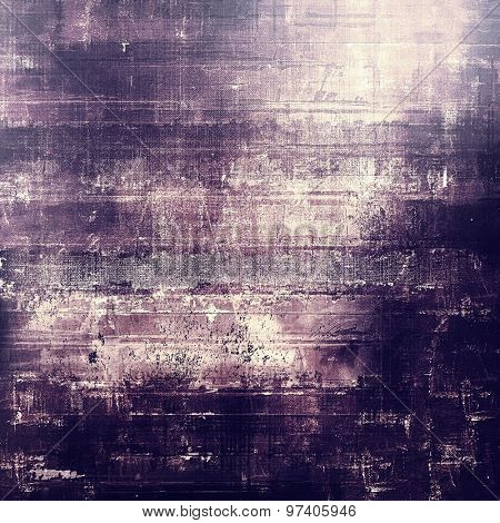 Abstract rough grunge background, colorful texture. With different color patterns: brown; purple (violet); gray