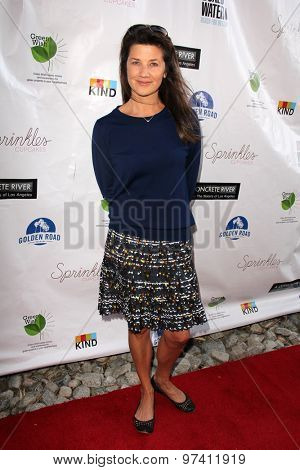 LOS ANGELES - JUL 29:  Daphne Zuniga at the