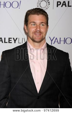 LOS ANGELES - JUL 30:  Josh Kelly at the An Evening With Lifetime's