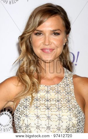 LOS ANGELES - JUL 30:  Arielle Kebbel at the An Evening With Lifetime's