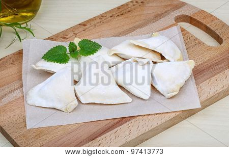Raw Potato Dumplings