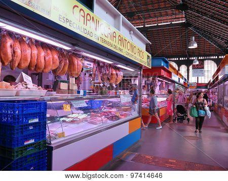 Malaga Atarazana Market