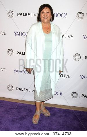 LOS ANGELES - JUL 30:  Amy Hill at the An Evening With Lifetime's