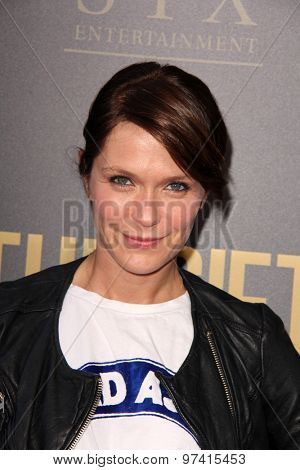 LOS ANGELES - JUL 30:  Katie Aselton at the