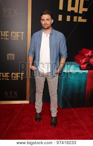 LOS ANGELES - JUL 30:  Jonathan Bennett at the