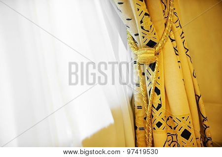 Luxury Window Curtain