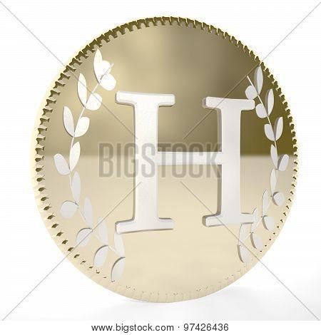 Coin H