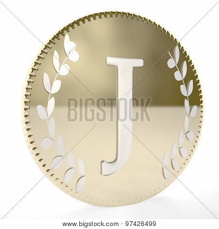 Coin J