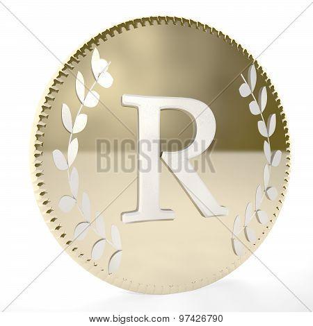 Coin R
