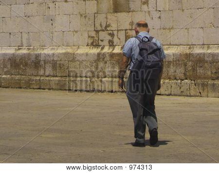 Senior Tourist