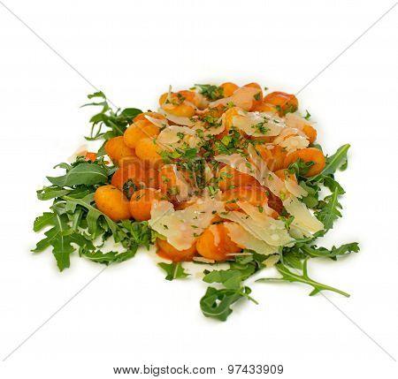 Gnocchi With Pomodoro (tomato Sauce).