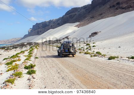 Socotra Off-road Safari