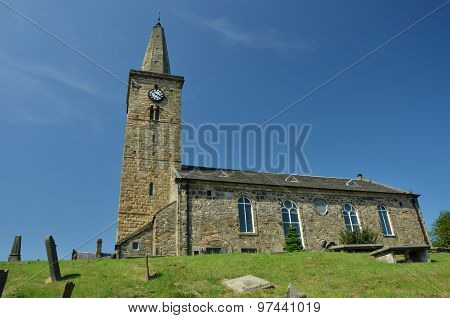 Markinch Church
