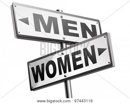 men women gender differences