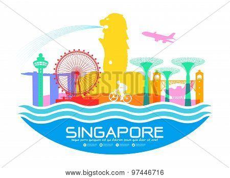 Singapore Travel Landmarks