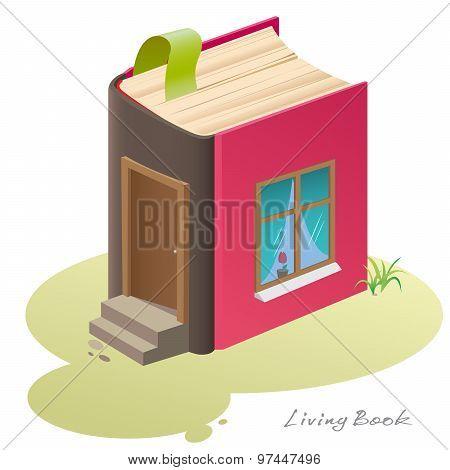Living Book House